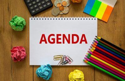 non-profit board development experts agenda