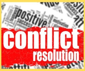 conflict resolution nonprofits by nonprofit coaching consultants