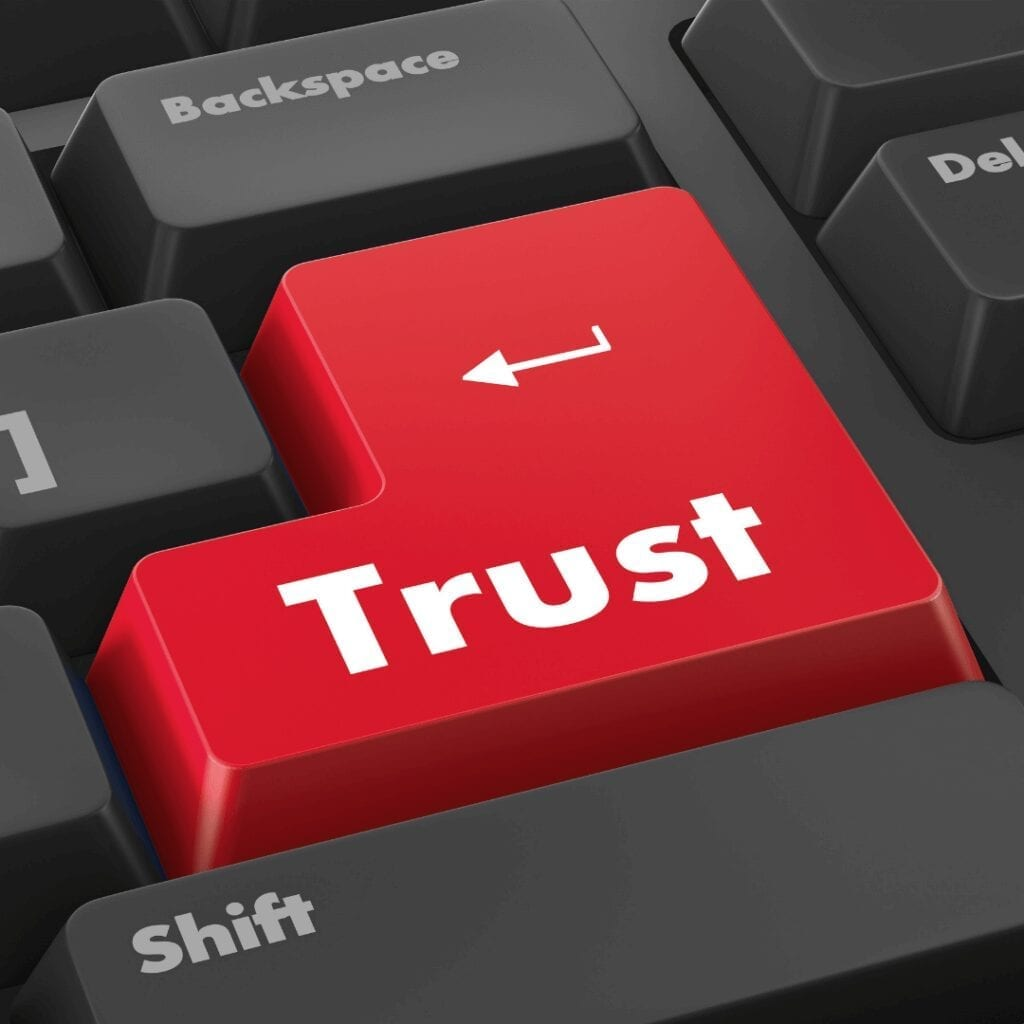 get funded with trust