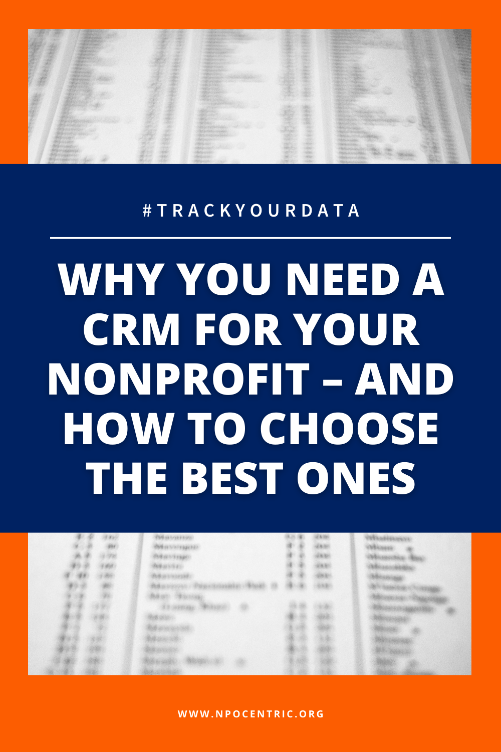 Why You Need a CRM for Your Nonprofit – and How to Choose the Best Ones