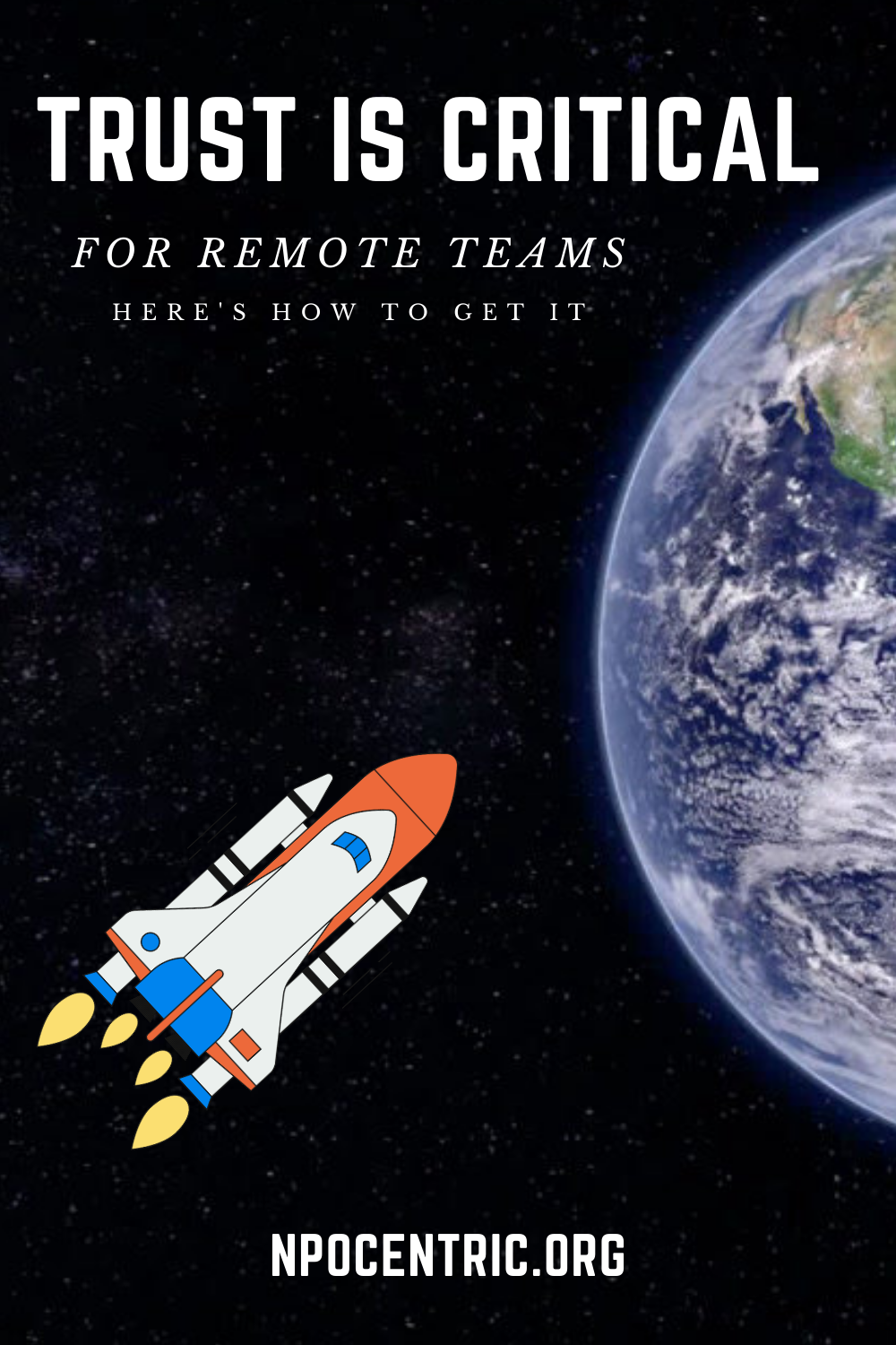 trust is critical for remote teams