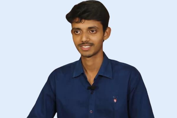 Student Abhilash Image