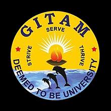 Gitam College Logo
