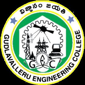 Gudlavalleru College Logo
