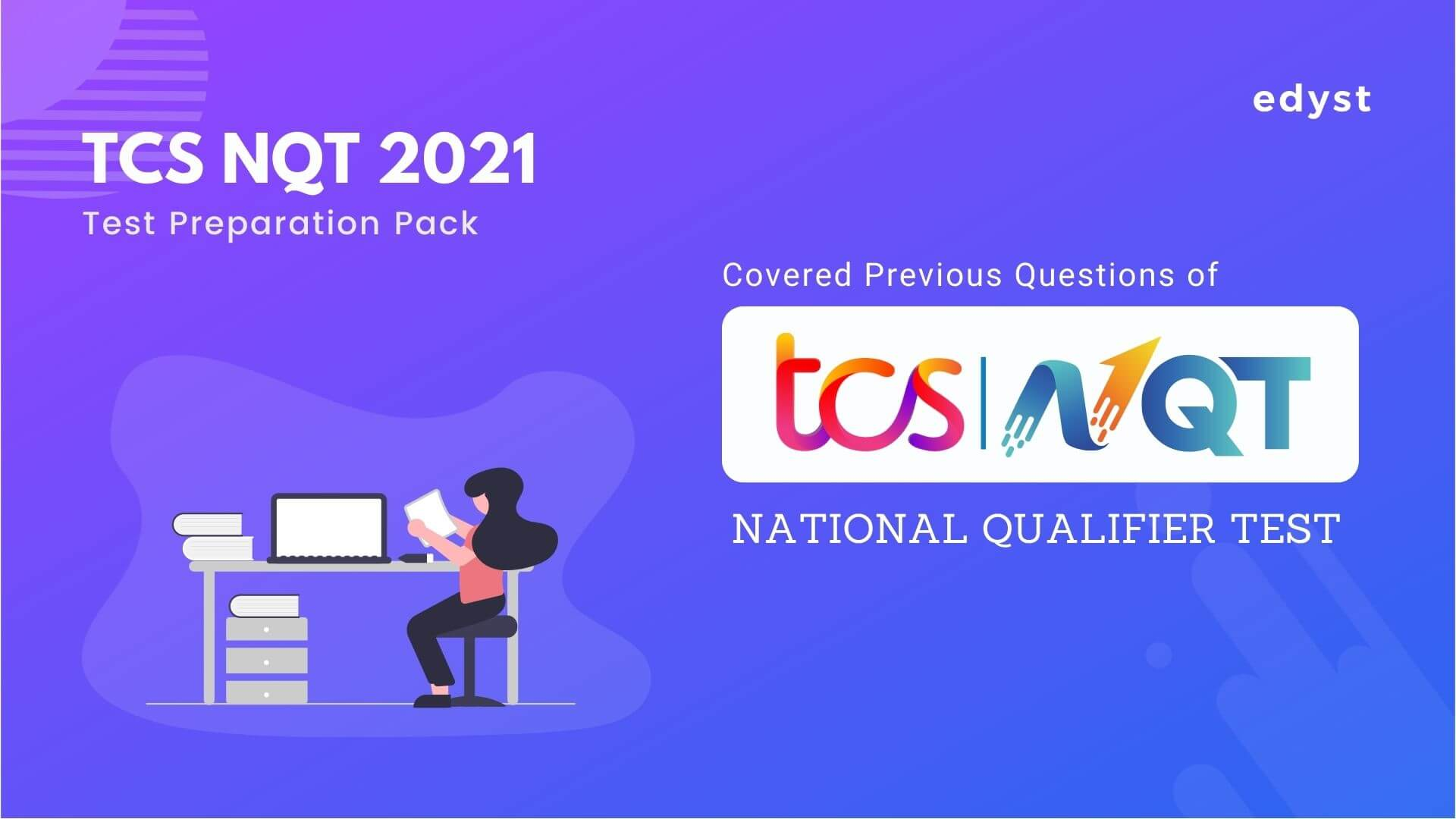 TCS Ninja NQT 2021 Preparation Pack