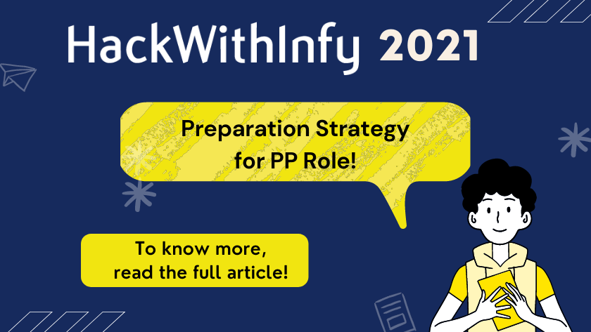 How to Prepare for PP Role through HackWithInfy 2021?