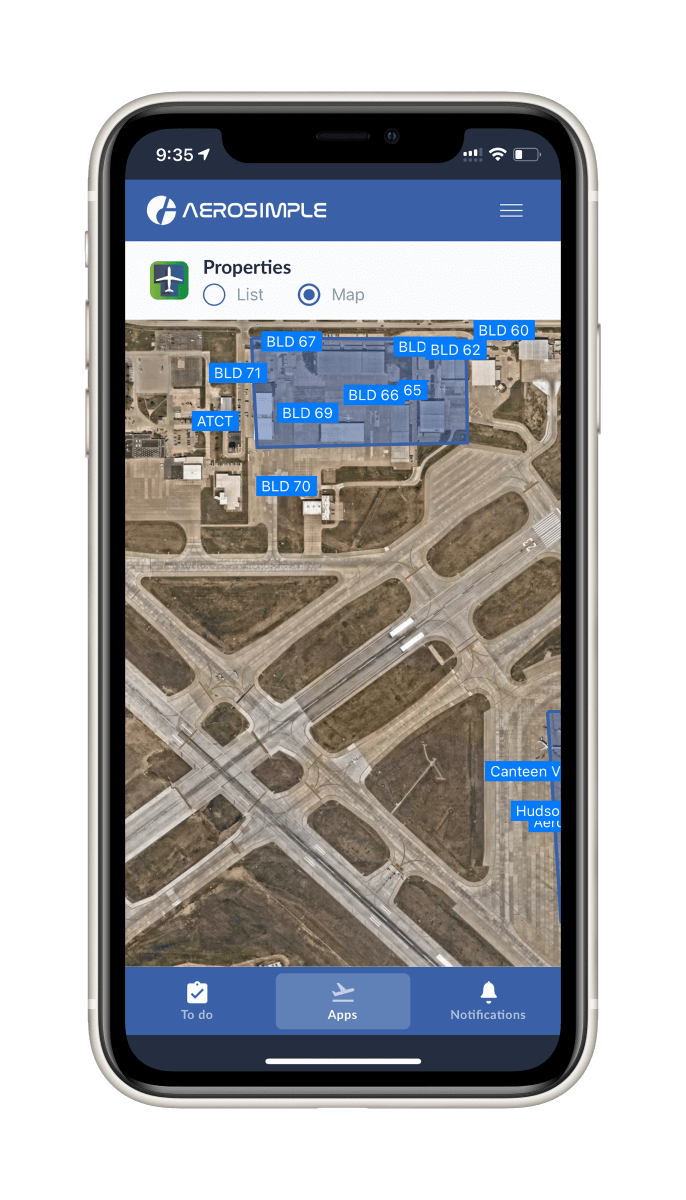 Lease Management Software for Airports