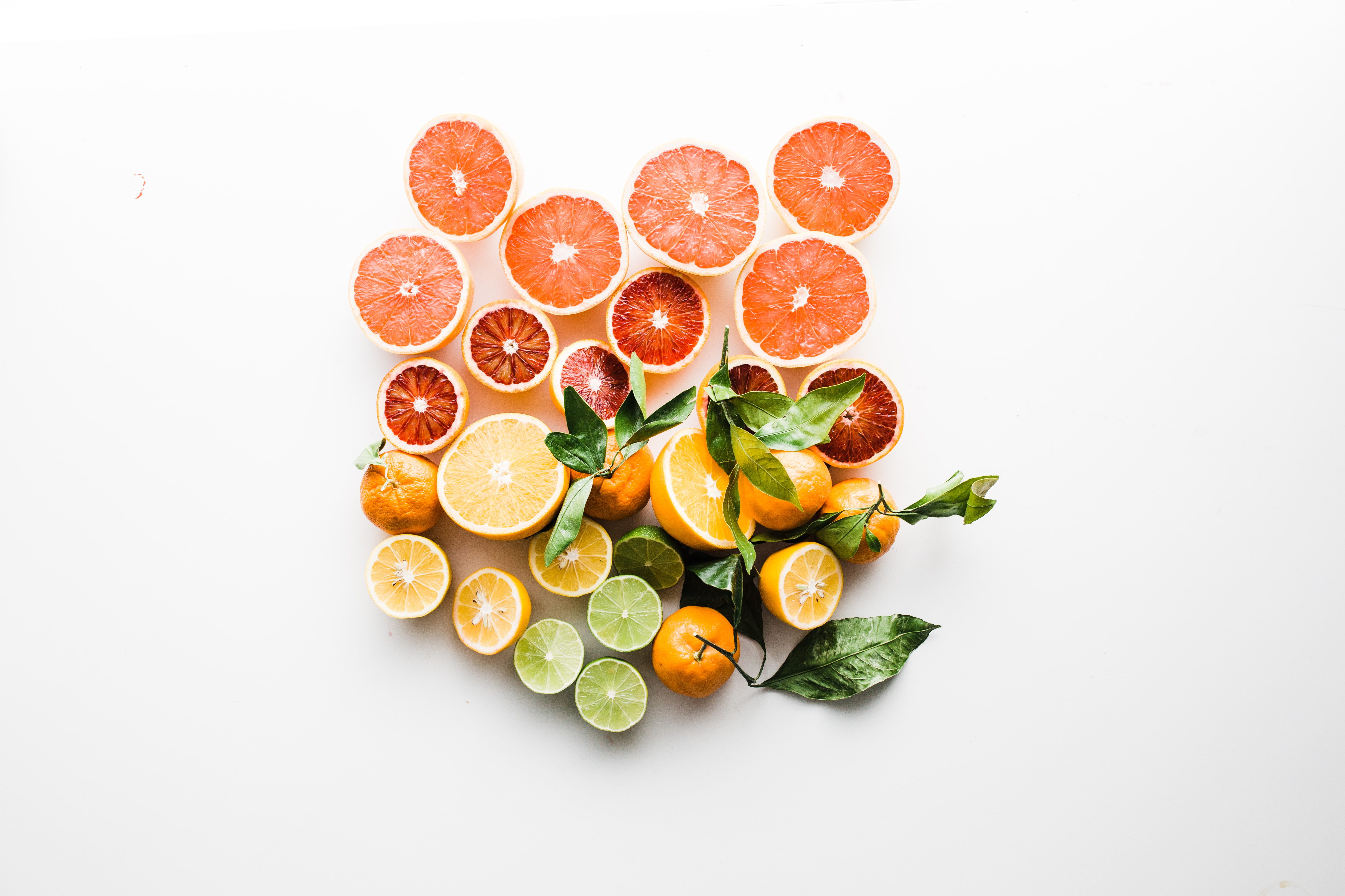 Grapefruit contains powerful terpenes and can be tart or sweet