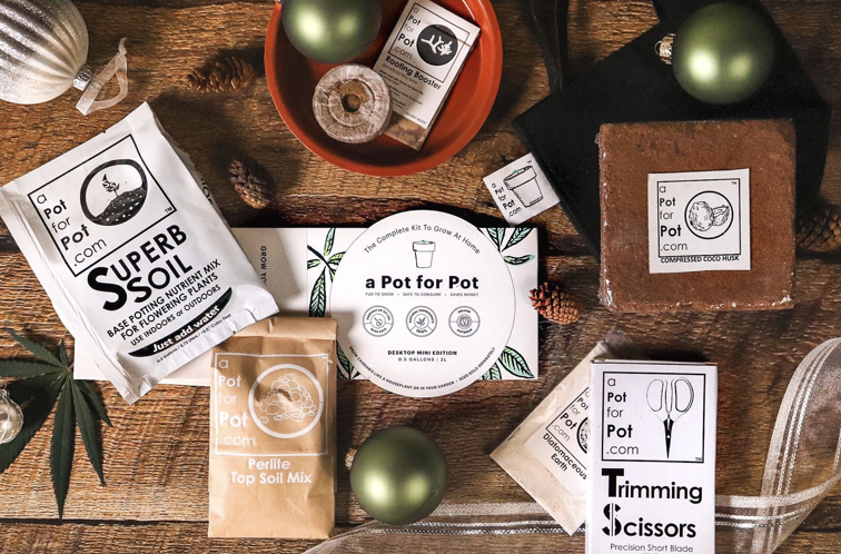 Cannabis Grow Kit - My Personal Plants