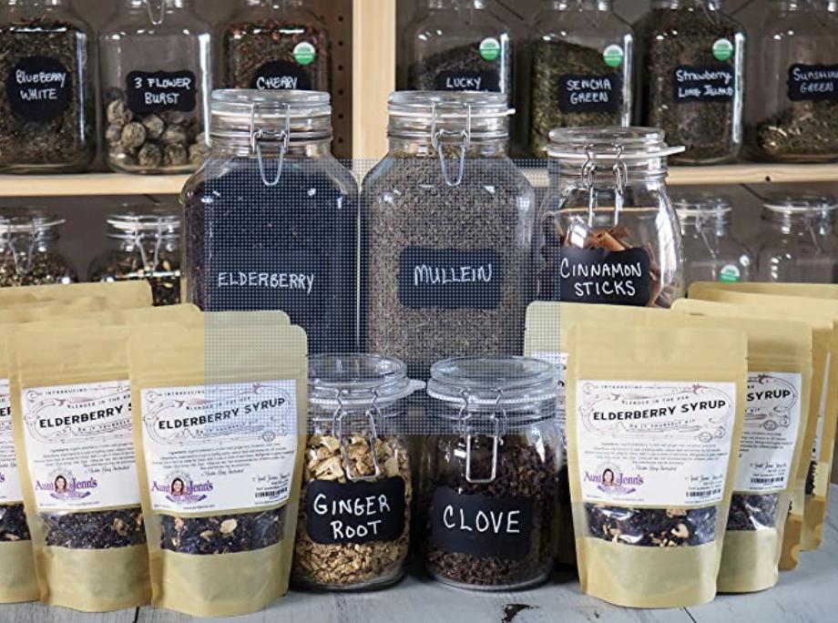 Elderberry Tonic Kit - My Personal Plants