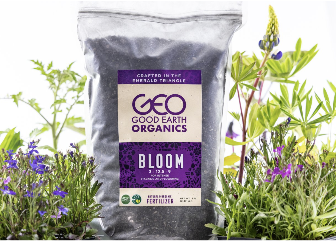 Good Earth Organics Fertilizer for Your Personal Grow - My Personal Plants