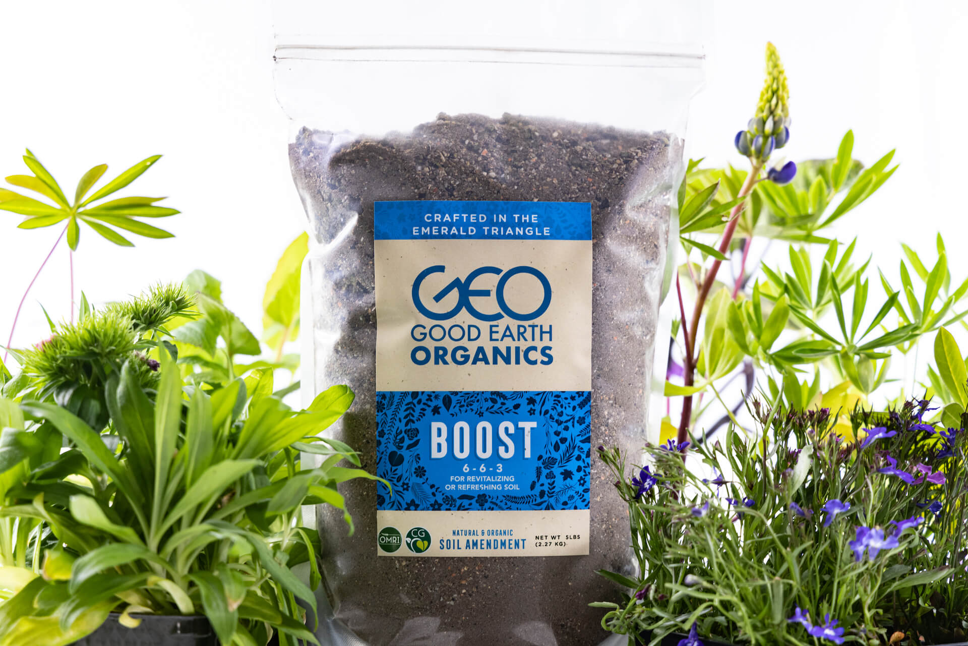 Good Earth Organics Boost Soil Amendment for Your Cannabis Garden - My Personal Plats