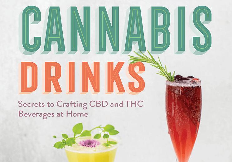 Jamie Evans: Cannabis Drinks - My Personal Plants