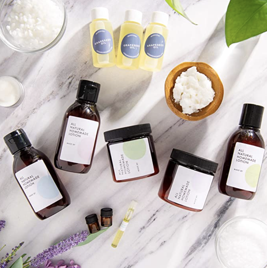 Plant Based Lotion Kit - My Personal Plants