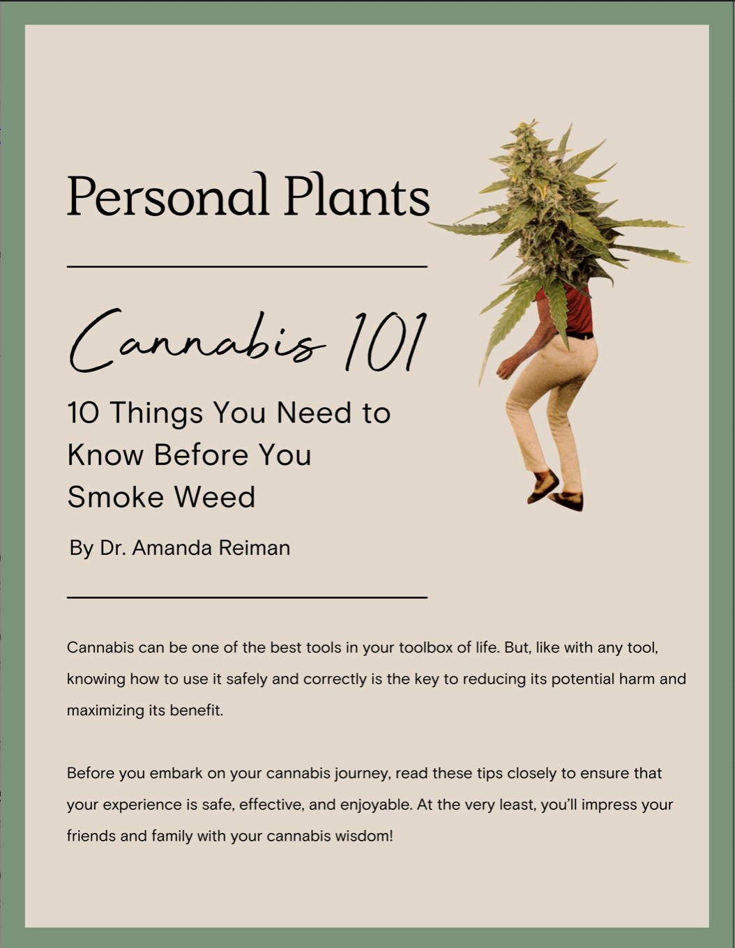 Helping you develop relationships with plants.