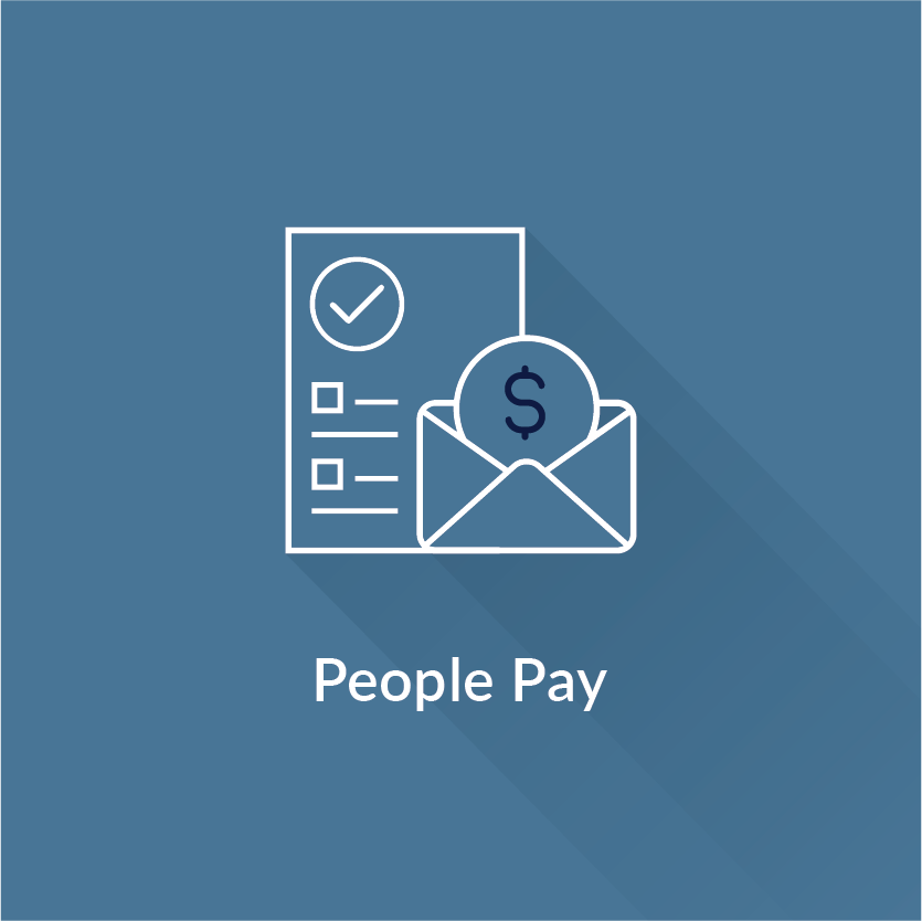 People Pay icon