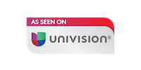 As Seen on Univision®