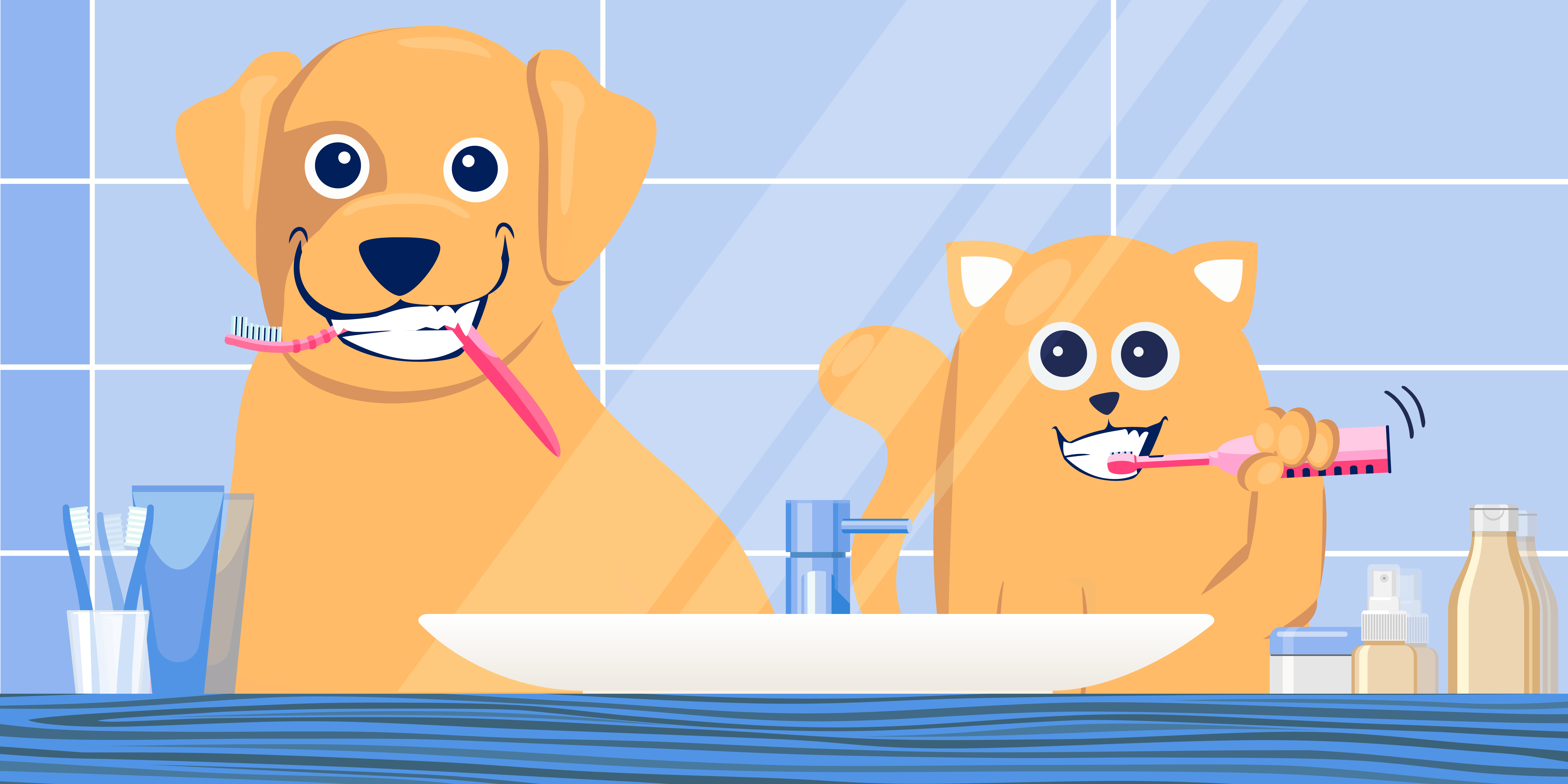 The Ins & Outs of Dog and Cat Dental Health