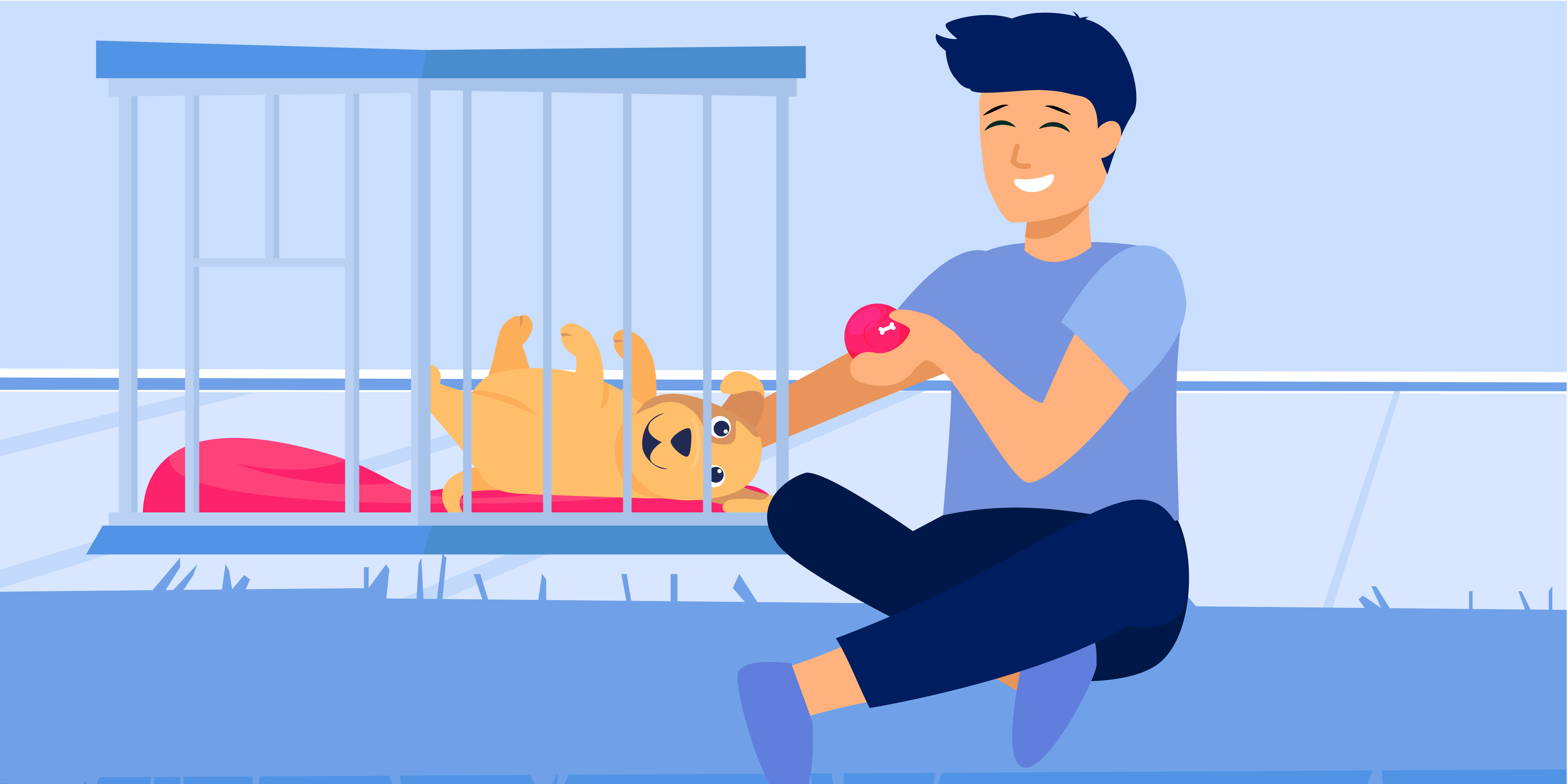 Crate Training Keeps Your Puppy Safe!