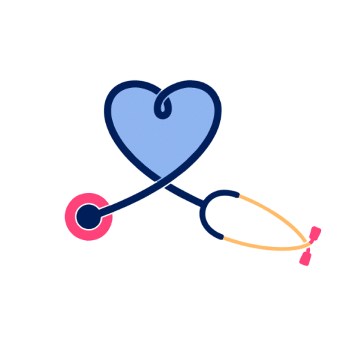 Stethoscope illustration.