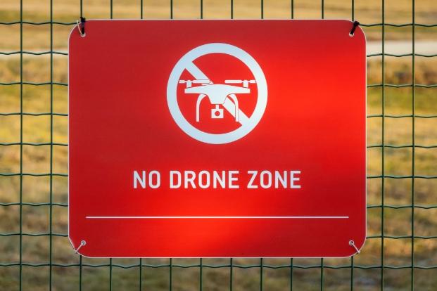 government zone drone detection