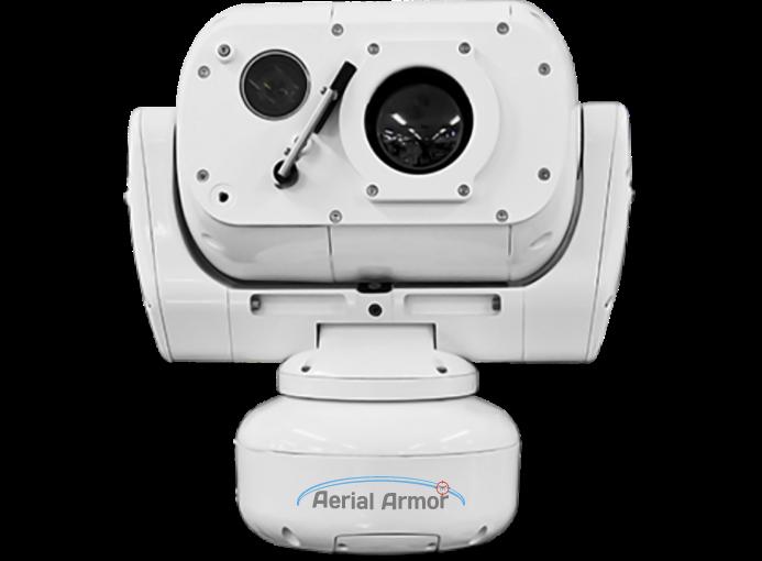 aerial armor aeron ranger drone detection camera