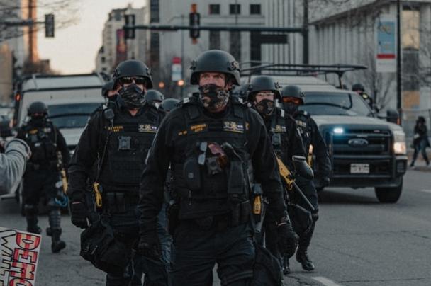 law enforcement drone detection