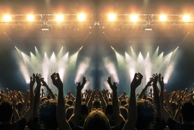 drone detection for concert venue