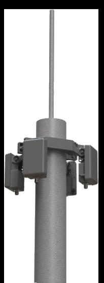 dji aeroscope g-8 detection antenna