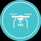 identify drones eclipse icon