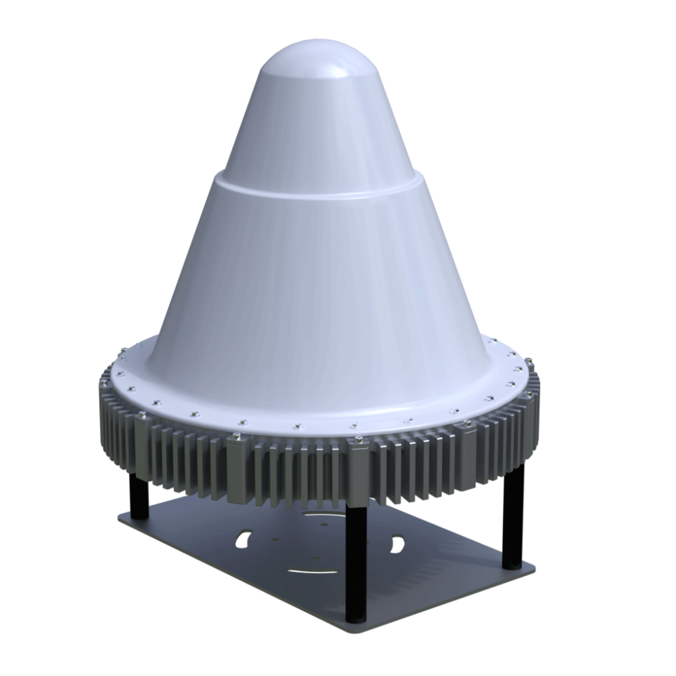 owl ga3360 drone detection radar unit
