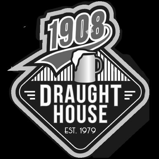 1908 Draught House Bar logo