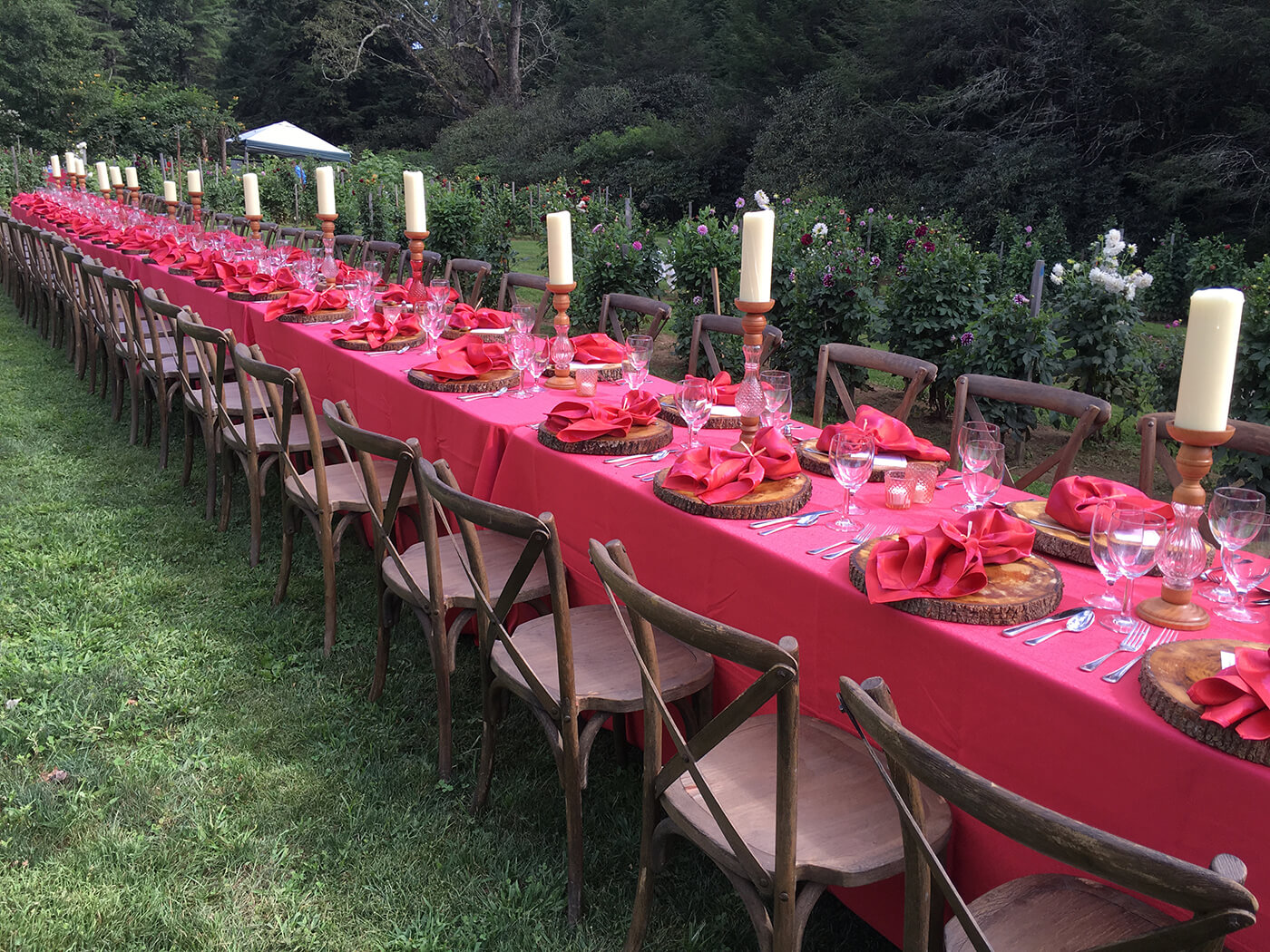 Learn how to set a table like a professional.