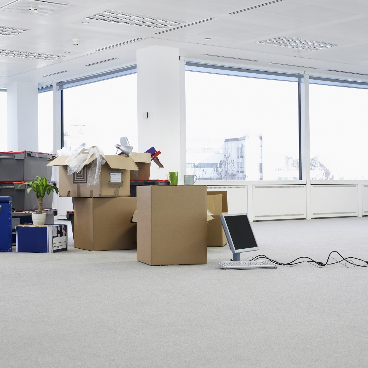 How will short-term office leases impact your sales?