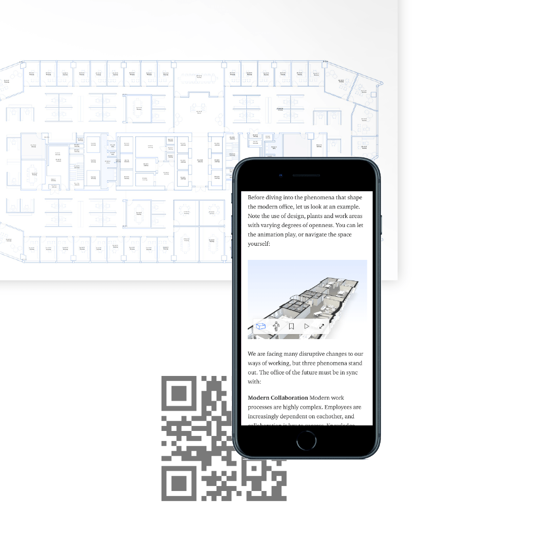 How to share your Archilogic 2D & 3D floor plan
