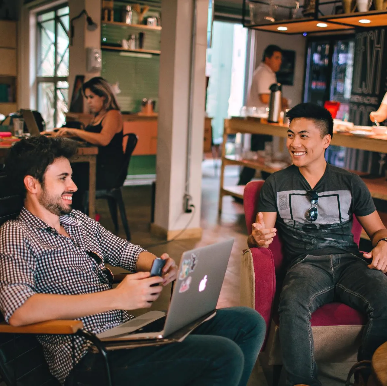 4 trends for the workplaces of tomorrow