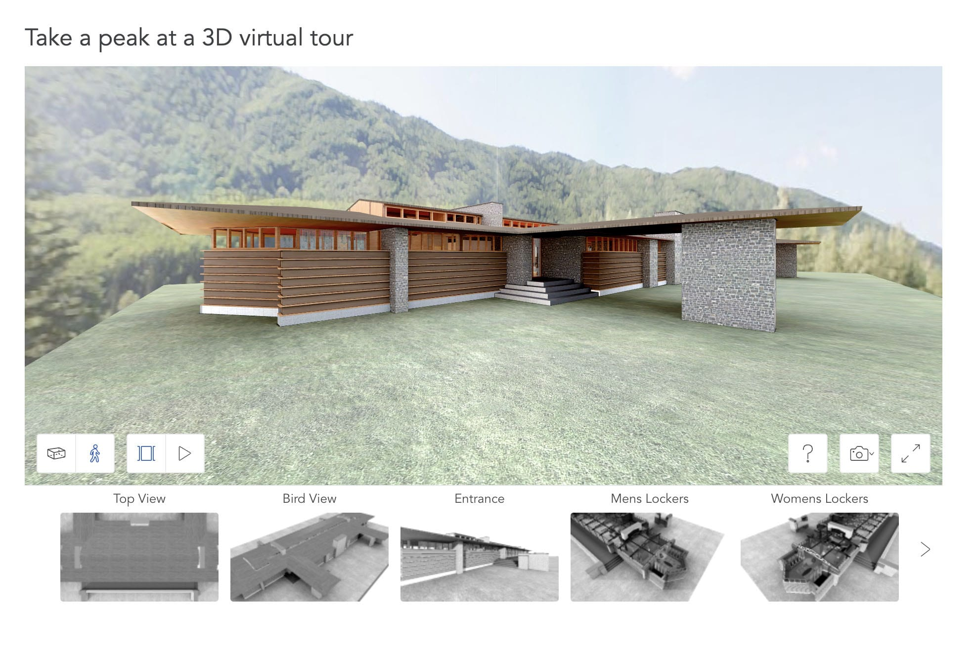 Making a virtual tourwith Archilogic