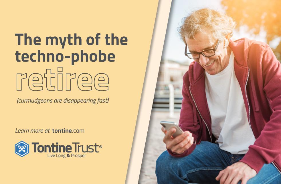 The myth of the techno-phobe retiree