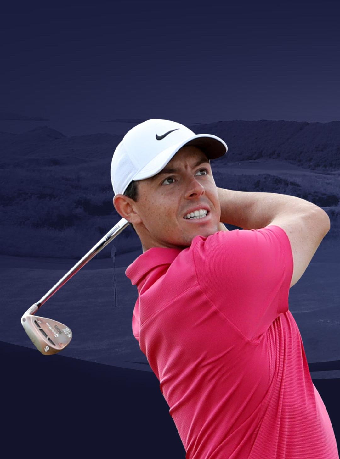 Award winning digital platform for golf's most iconic major championship
