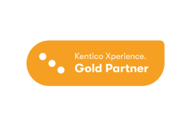 Kentico Gold Partner