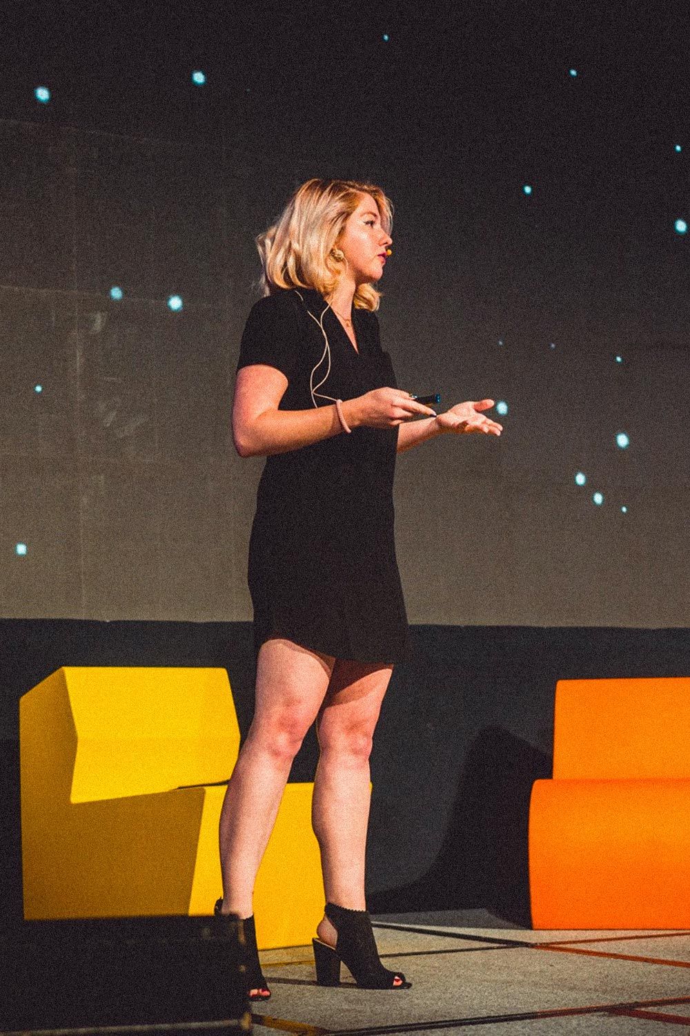 Speaker from UX+ Conference 2019