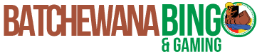 This image shows the Batchewana Bingo & Gaming logo