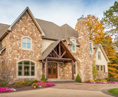 Custom Homes Built from $500k or more