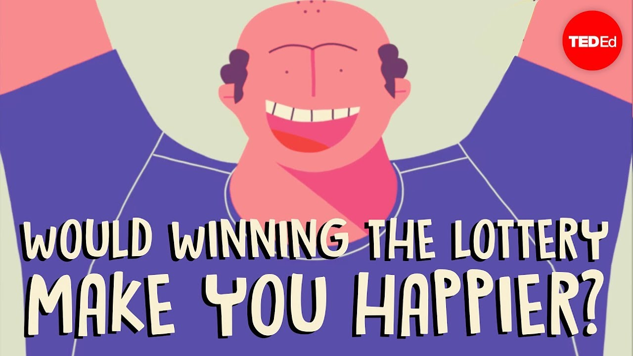 Would winning the lottery make you happier?