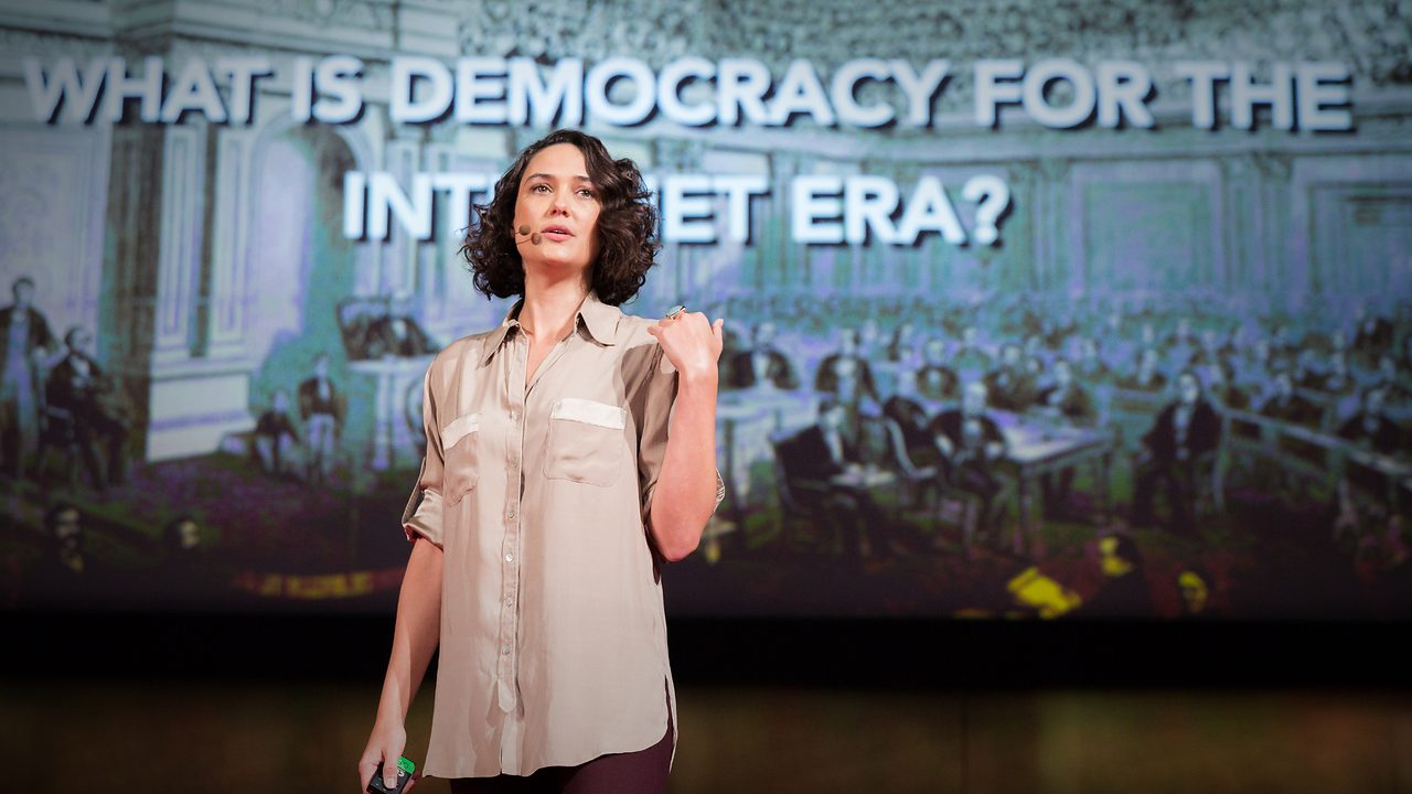 How to upgrade democracy for the internet age