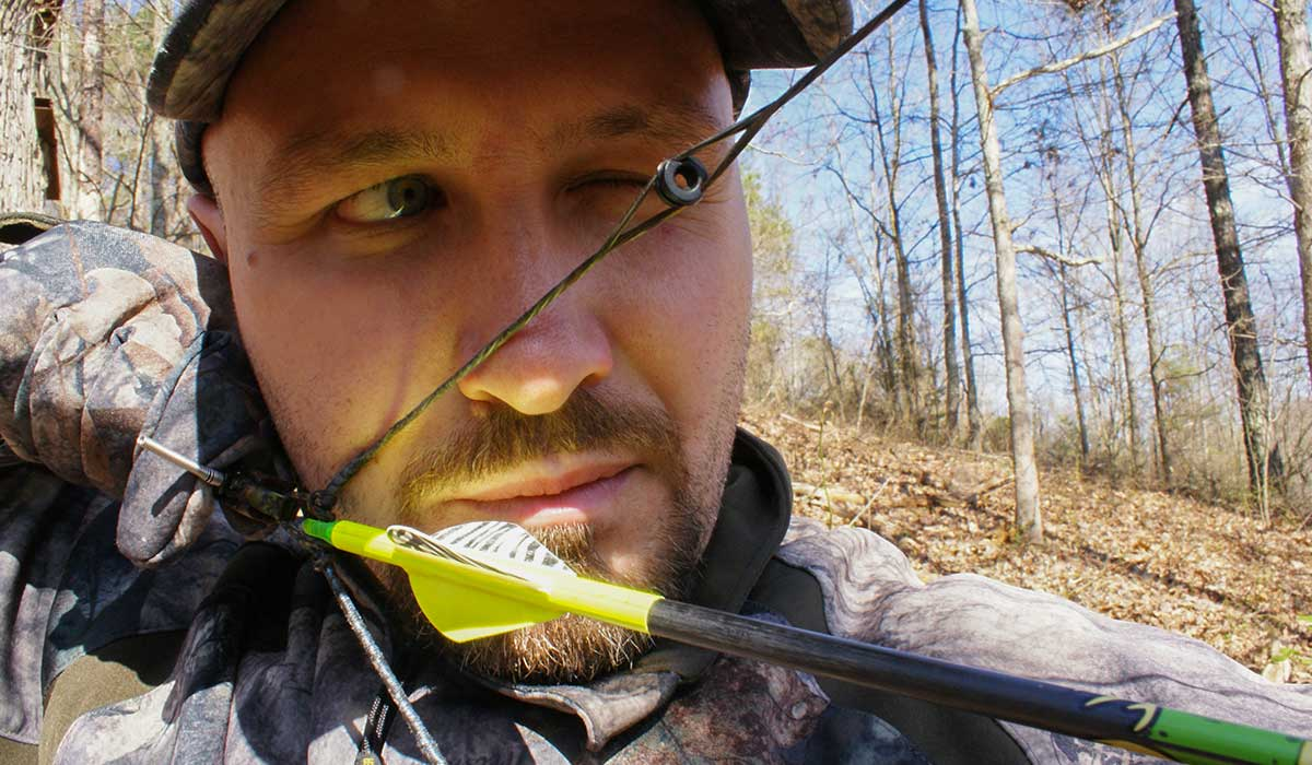 bow shooting tips for moving shots