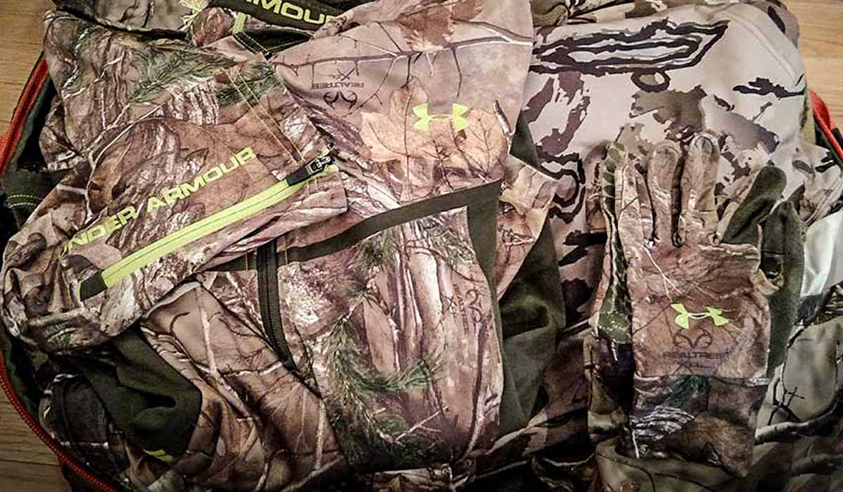 hunting clothes for the rut