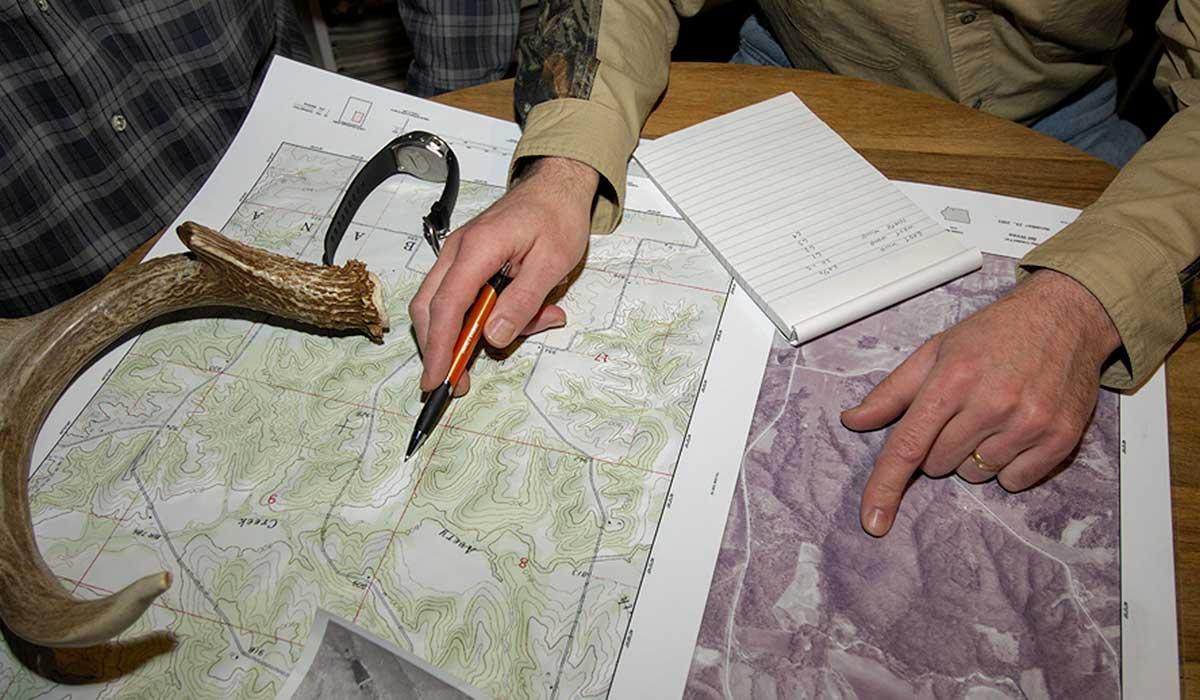 topo maps can help predict wind movement