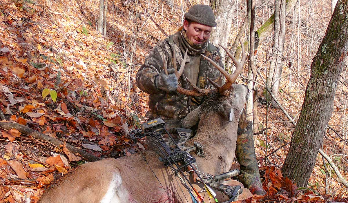 Location is critical for mature bucks