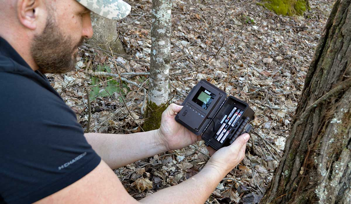 battery life for trail cameras